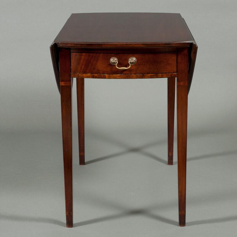 Mahogany Pembroke Tables