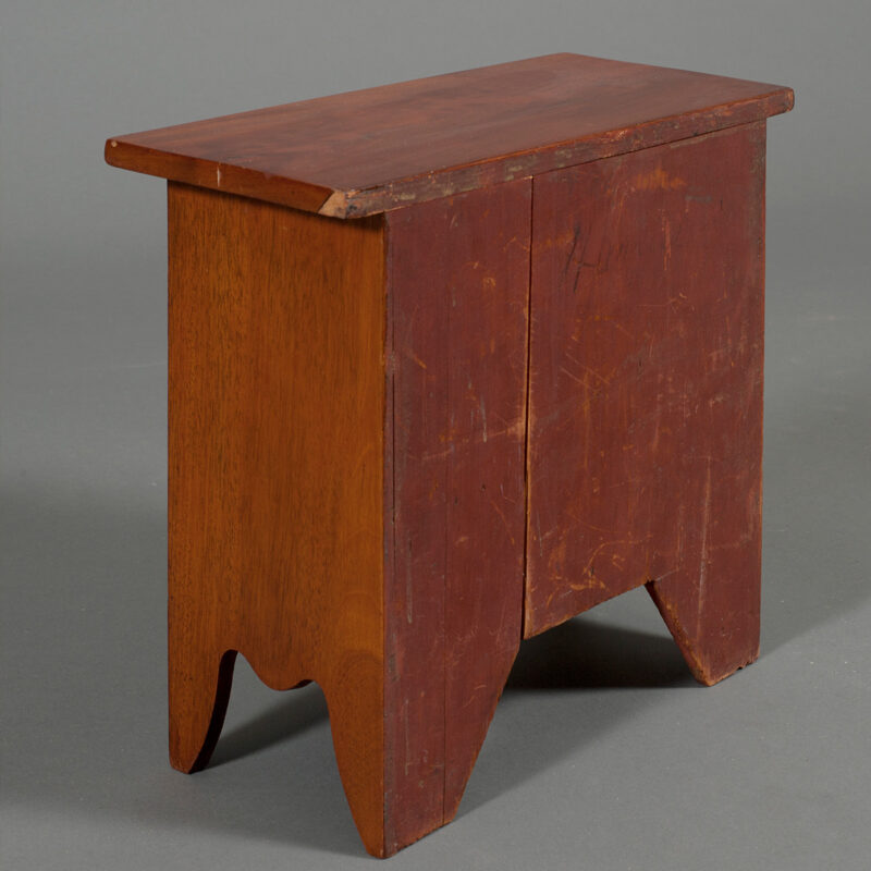Federal Miniature Chest Of Drawers